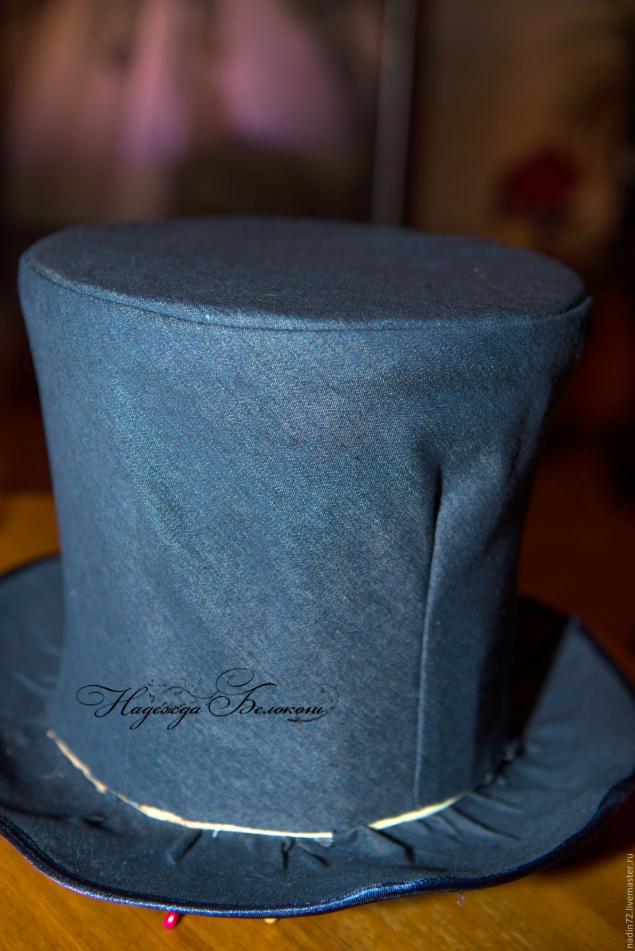 Как сделать шляпу с ткани