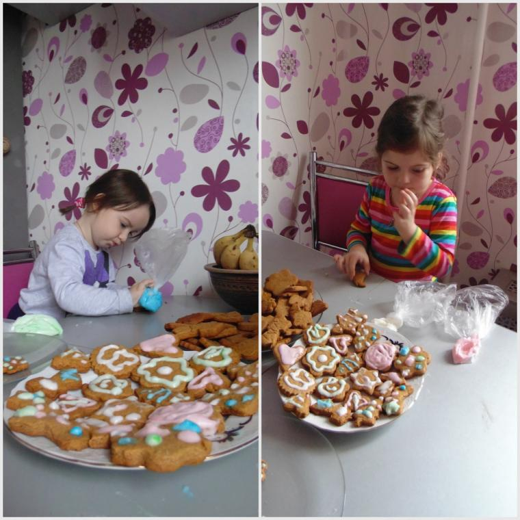 Имбирные печеньки, фото № 2