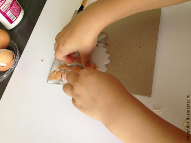 Делаем фреску вместе с детьми, фото № 3