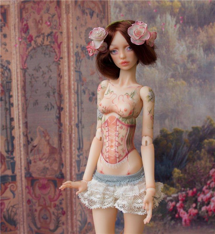 шарнирные куклы, подвижная кукла