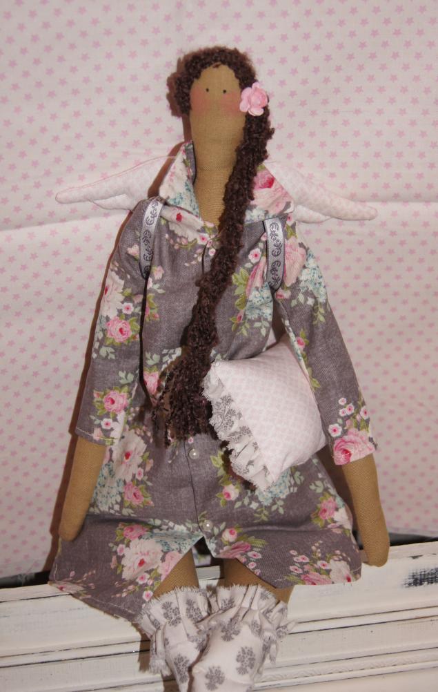 Куклы-тильды портретные/ на заказ, фото № 4