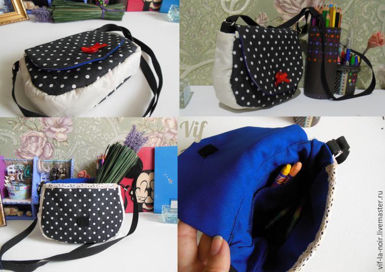 7cb2973c7172 Как сшить милую сумочку для девочки – мастер-класс для начинающих и ...