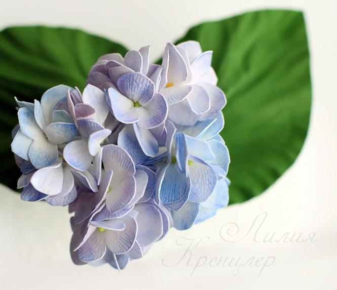 лилия, фоамиран, цветоделие