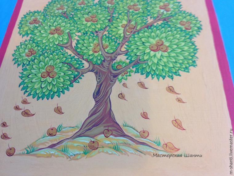 Расписываем яркую шкатулку-развивайку для детей, фото № 23