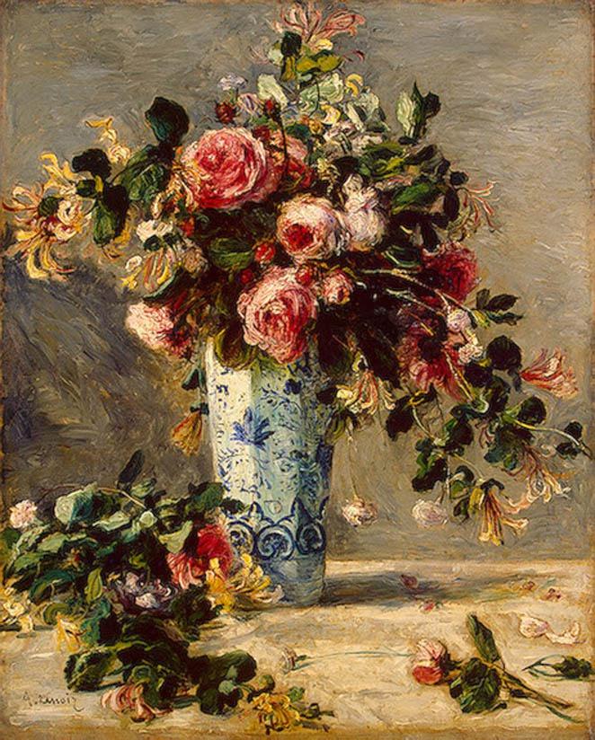 Розы в картинах художников 19 20 веков Ярмарка Мастеров