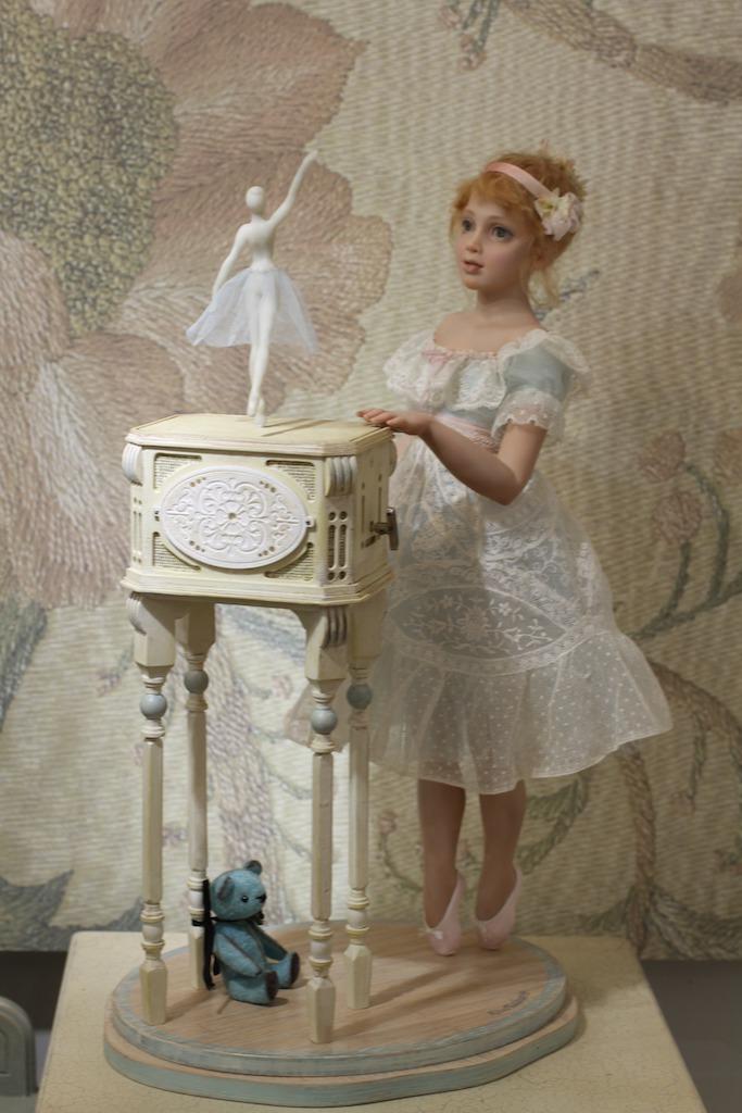 Международной выставка авторских кукол и мишек «Панна DOLL'я» в Минске. Часть 1., фото № 11