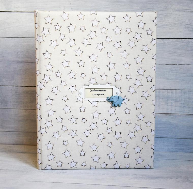 папка, рождение, выписка, подарок родителям