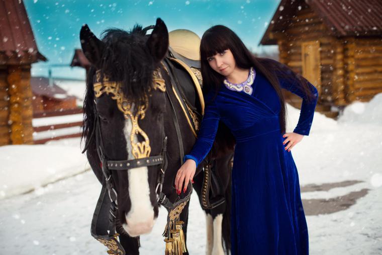 О жизни: Флудилка: Фотосессия для Натальи Березовской
