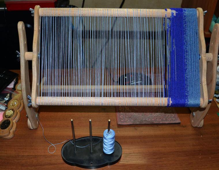 вязание с бисером, советы
