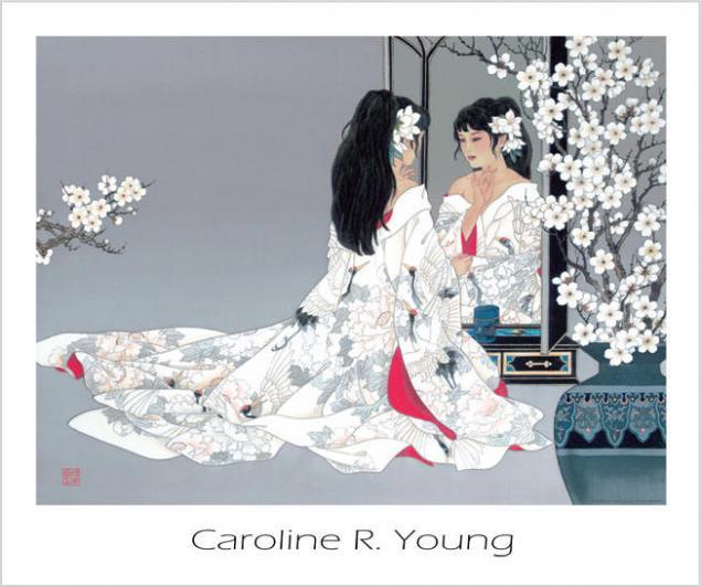 Утонченный стиль Caroline Young, фото № 58