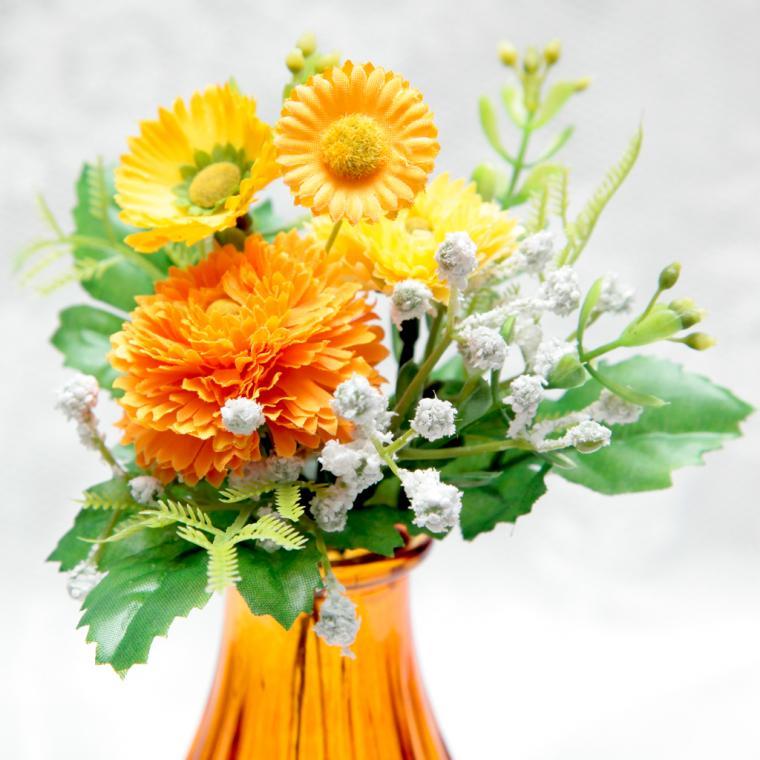 букет, искусственные цветы