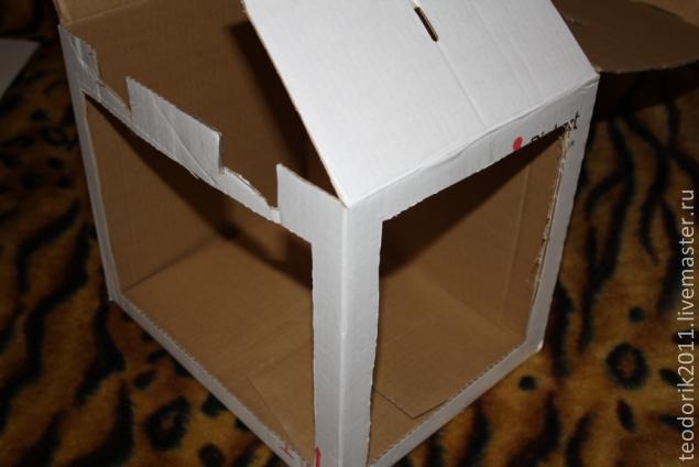 коробка для фото
