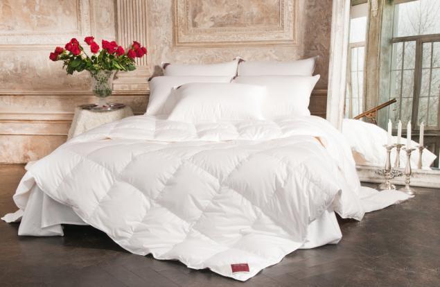 постельное бельё, интерьерные композиции