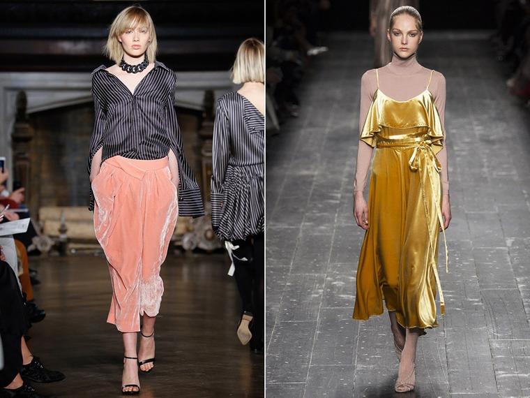 тенденции, женская мода, модные тенденции