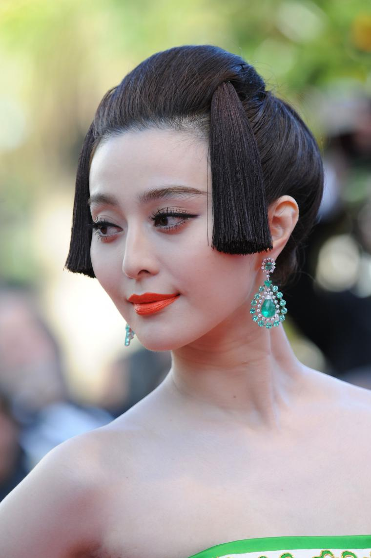 chinese hairstyle - 500×780