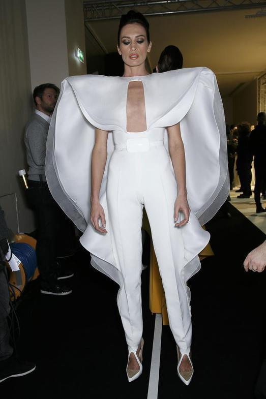 Stephane Rolland Haute Couture весна-лето 2014, фото № 50
