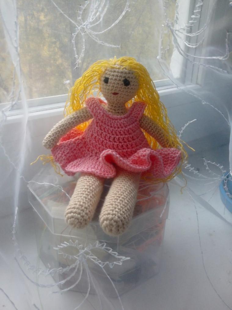 Кукла для Алисы, фото № 1