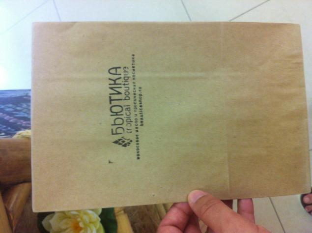 крафт, пакет, упаковка, красиво, штамп