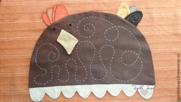 МК Стильная курочка для кухни, фото № 32