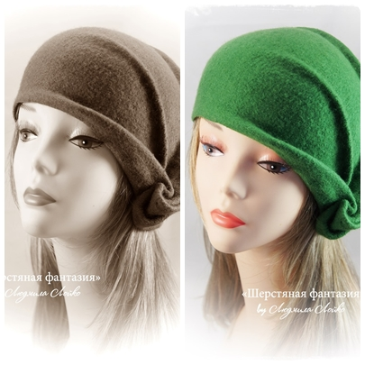 мокрое валяние, мастер-класс по валянию, вебинар по валянию шляпки, валяние для всех, ретро-шляпка, дамская шляпка