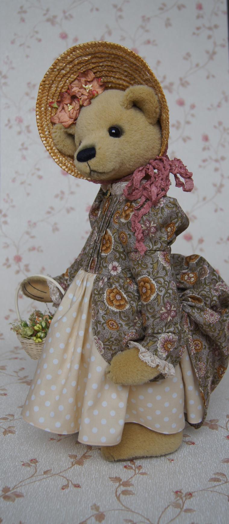 Мишки тедди выкройка платья