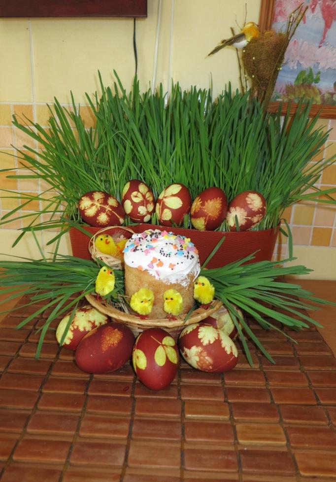 пасха, пасхальный декор, декорирование
