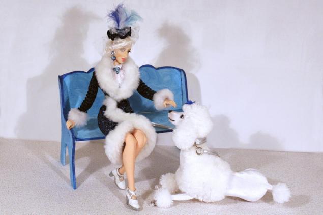 шарнирная кукла
