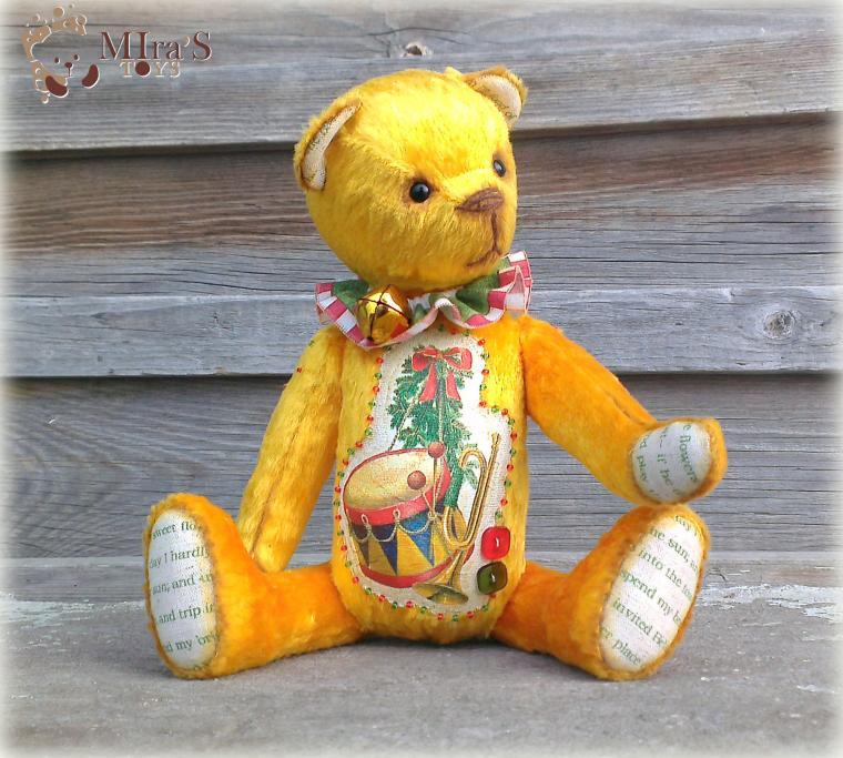 мишка тедди, новый год 2015, лучший подарок, конкурс