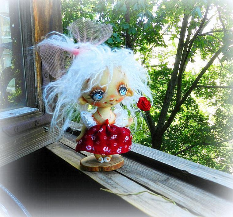 авторская кукла, кукла в подарок