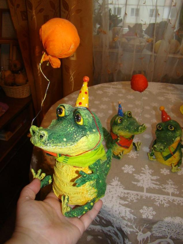 Зелёный крокопоратив, фото № 8