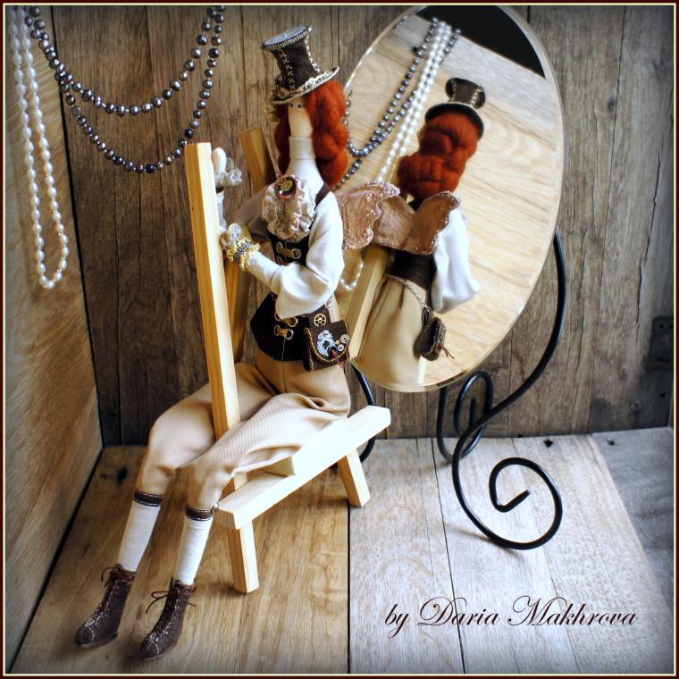 кукла steampunk