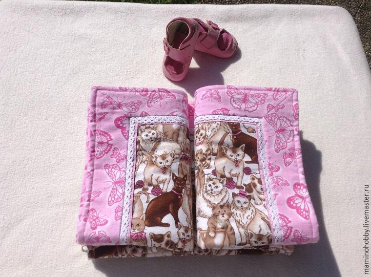 Шьем двустороннее байковое одеялко за 20 минут, фото № 42