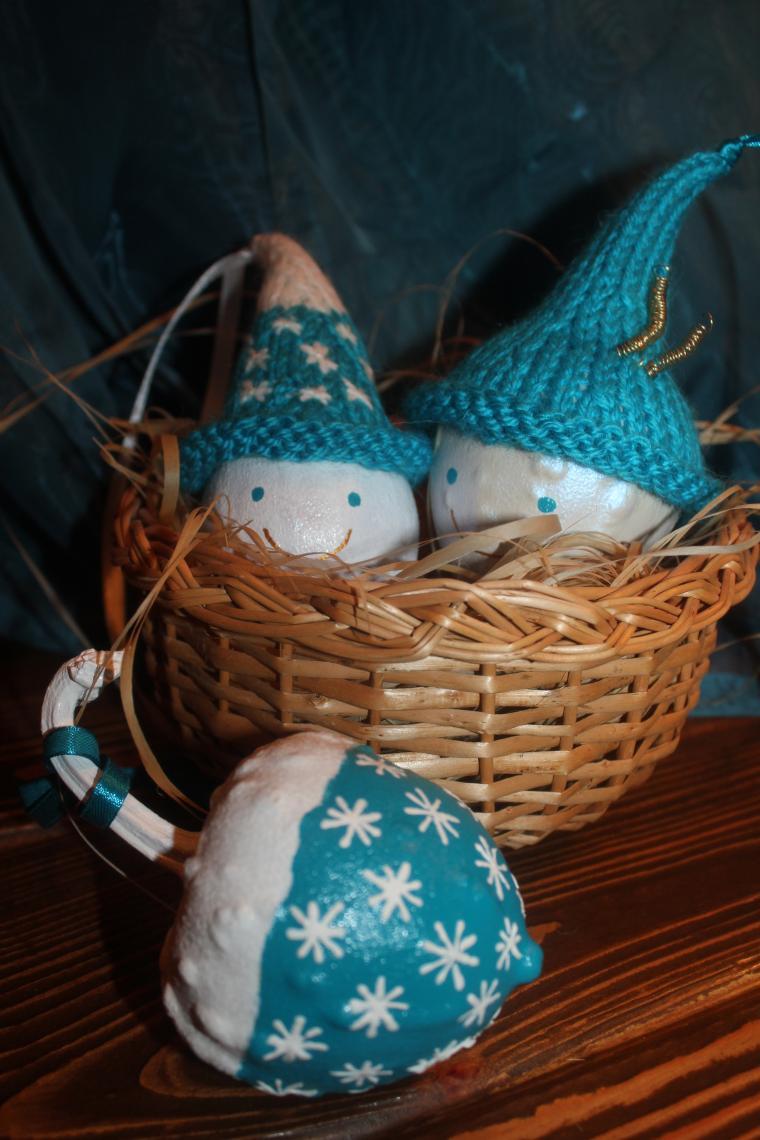 елочные игрушки, набор елочных игрушек, новогодний подарок