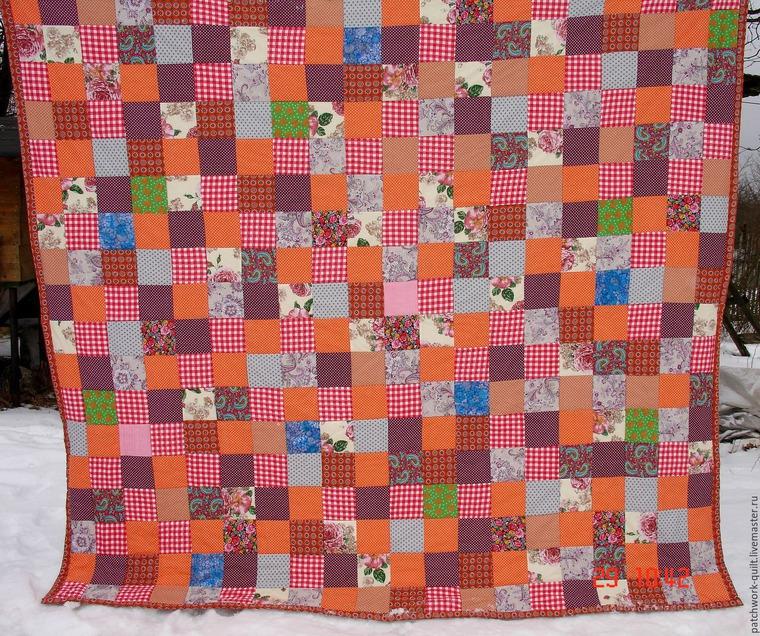 лоскутное одеяло, квилт