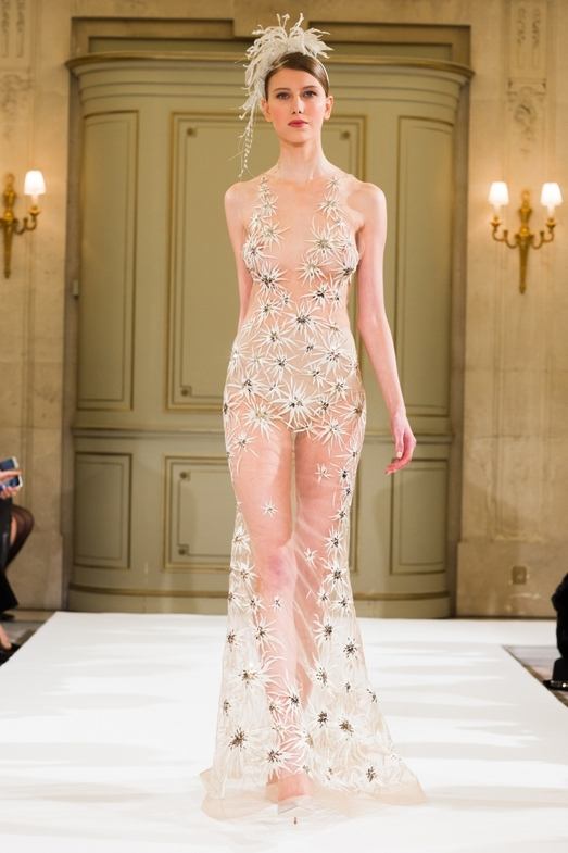 Yanina Haute Couture весна-лето 2014, фото № 23