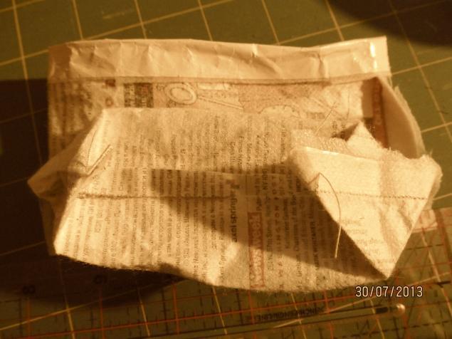 упаковка для мыла, эко-пакет