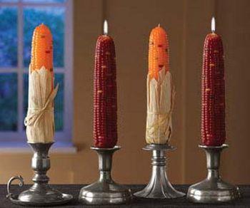 Поделки из кукурузы, доступные каждому :: Всякая всячина :: Сайт podelki-online.ru