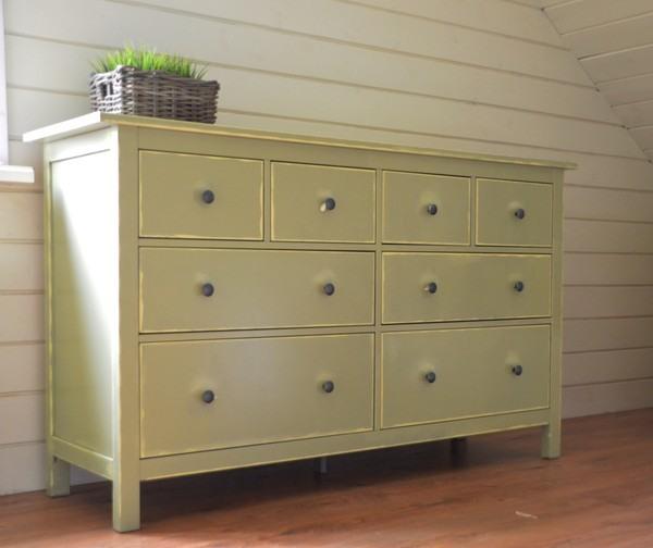 мебель с росписью, декор мебели