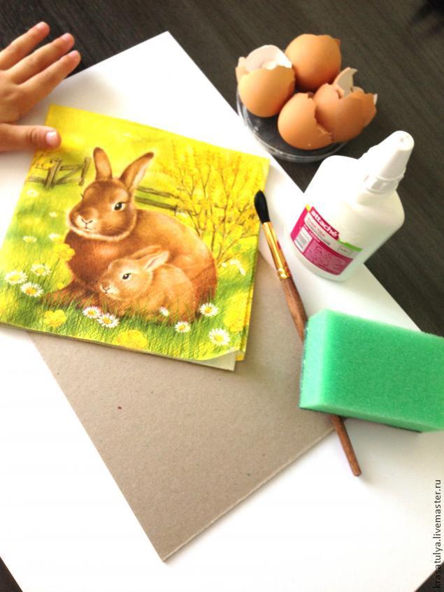 Делаем фреску вместе с детьми, фото № 1