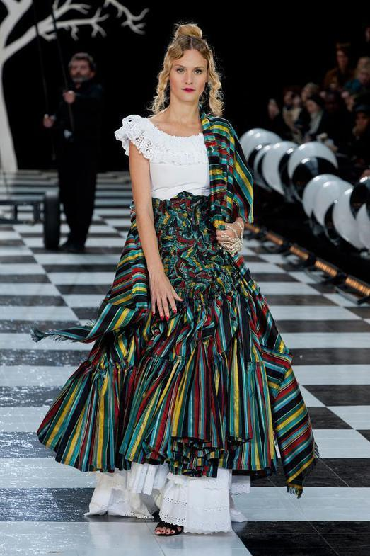 Franck Sorbier Haute Couture весна-лето 2014, фото № 19