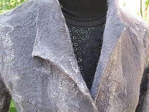 валяние, шибори, трехмерный войлок