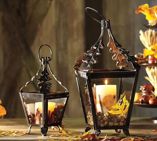 Осенние идеи для дома