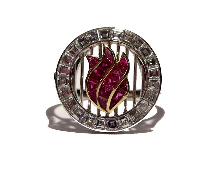 Огонь ювелирных изделий, или Феникс, рожденный из пепла, фото № 8