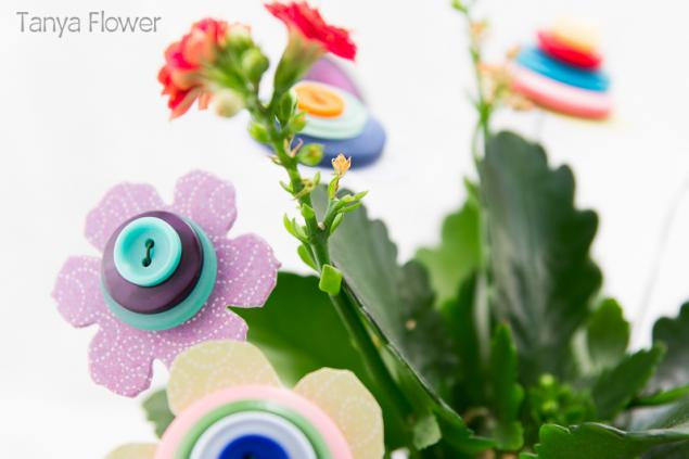 цветы, таня flower, видео-урок