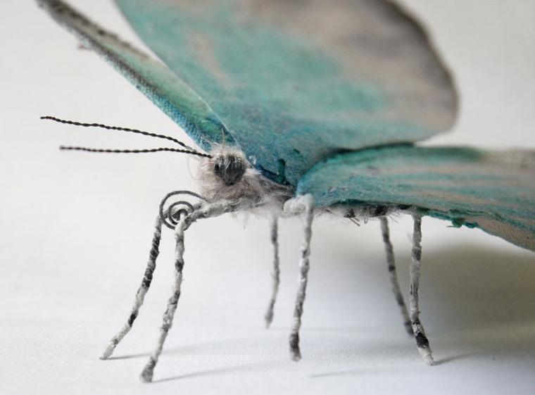 Текстильные шедевры, или Бабочки как источник вдохновения, фото № 37