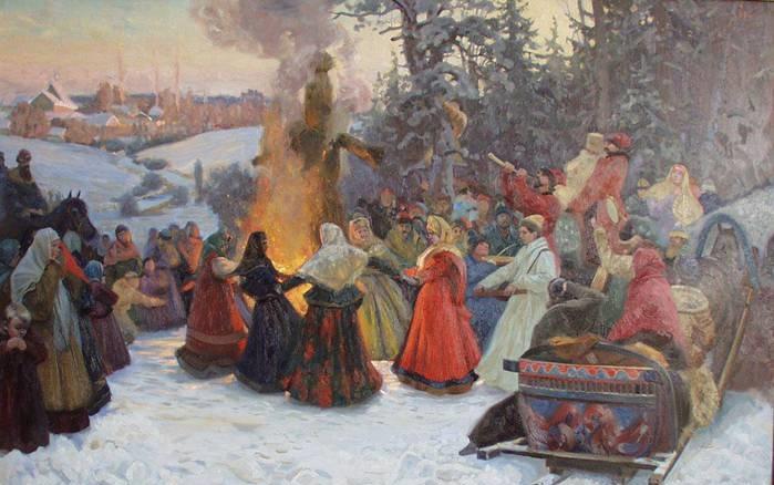 славянские традиции