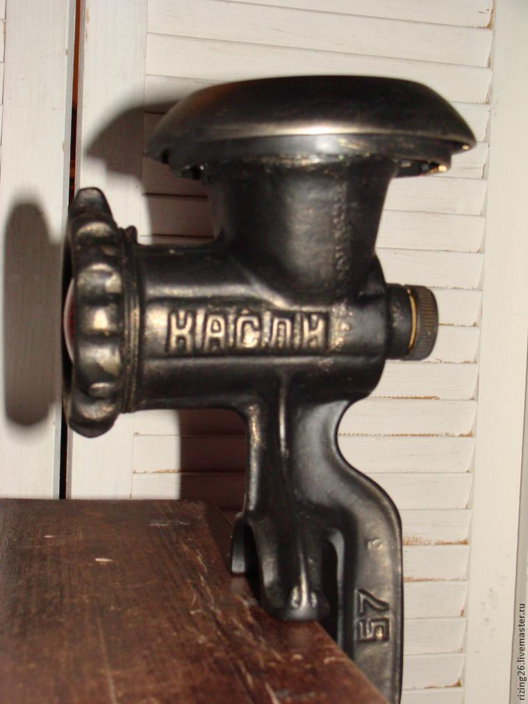 фонарик для мангала