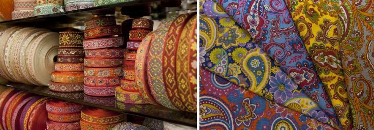 выставка текстиль