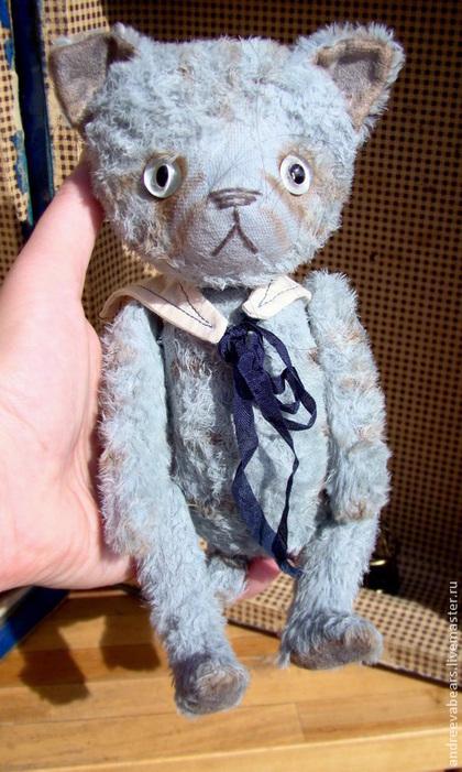 Чемодановый кот Маши Андреевой помогает Никите!, фото № 1