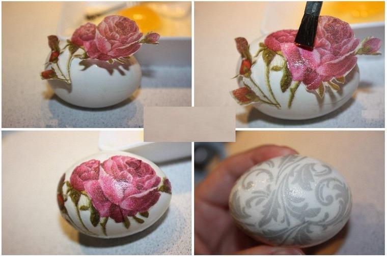 Яйцо к пасхе мастер класс своими руками #3